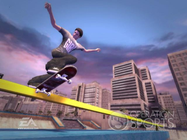 Skate It Screenshot #32 for Wii