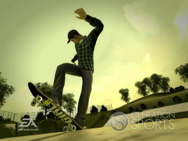 Skate It Screenshot #34 for Wii