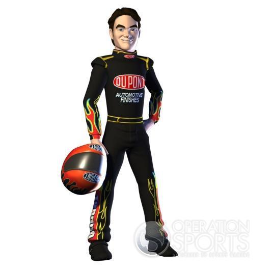 NASCAR Kart Racing Screenshot #2 for Wii