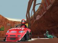 NASCAR Kart Racing screenshot #19 for Wii - Click to view