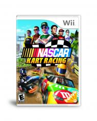 NASCAR Kart Racing screenshot #22 for Wii - Click to view