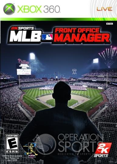 MLB Front Office Manager Screenshot #11 for Xbox 360