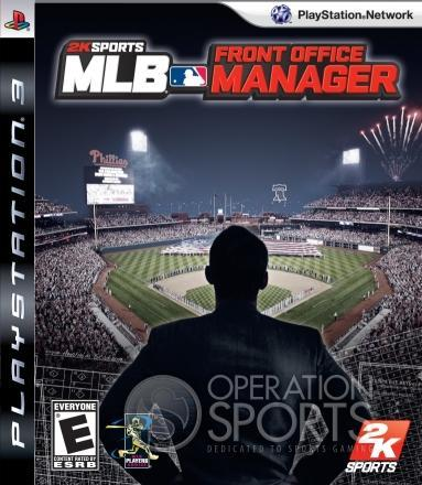 MLB Front Office Manager Screenshot #1 for PS3