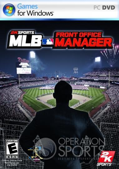 MLB Front Office Manager Screenshot #1 for PC