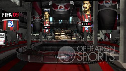 EA Sports Complex Screenshot #1 for PS3