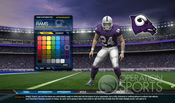 Quick Hit Football  Screenshot #1 for PC