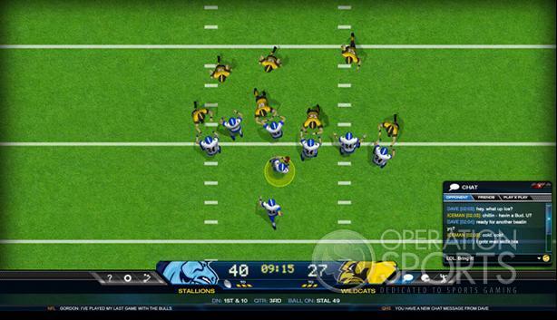 Quick Hit Football  Screenshot #5 for PC