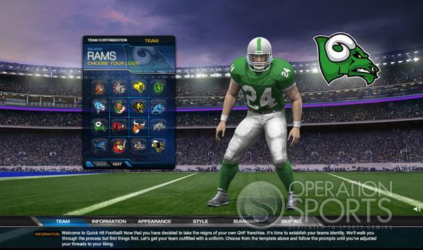 Quick Hit Football  Screenshot #6 for PC