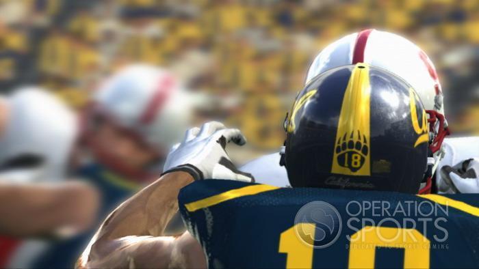 NCAA Football 10 Screenshot #1 for Xbox 360