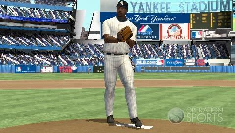 MLB '09: The Show Screenshot #1 for PSP