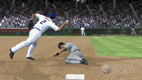 MLB '09: The Show Screenshot #2 for PSP