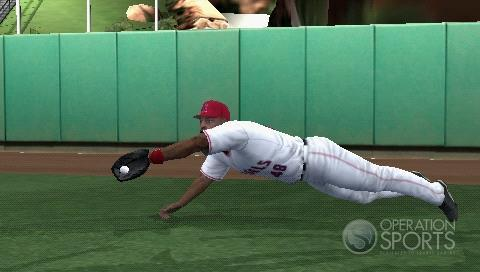 MLB '09: The Show Screenshot #3 for PSP