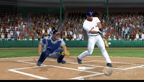 MLB '09: The Show Screenshot #4 for PSP