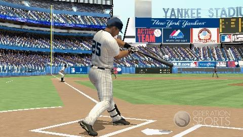 MLB '09: The Show Screenshot #5 for PSP