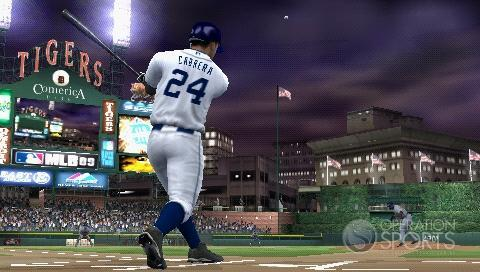 MLB '09: The Show Screenshot #6 for PSP