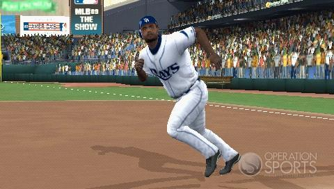 MLB '09: The Show Screenshot #7 for PSP