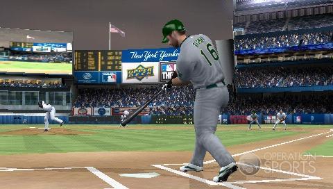 MLB '09: The Show Screenshot #8 for PSP