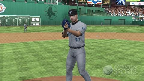 MLB '09: The Show Screenshot #9 for PSP