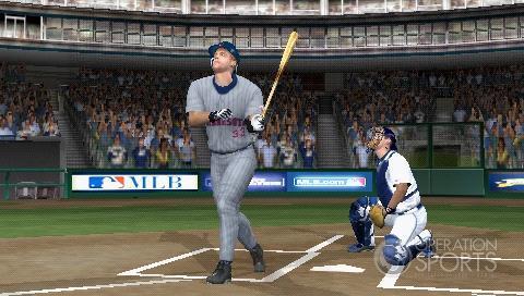 MLB '09: The Show Screenshot #11 for PSP
