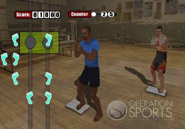 Don King Boxing Screenshot #2 for Wii