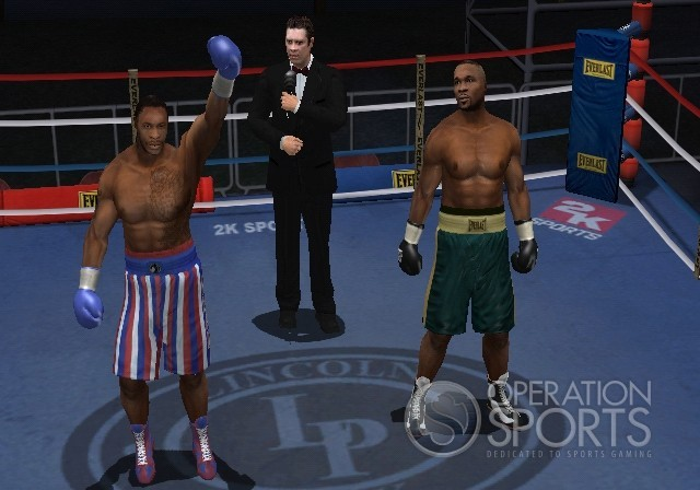 Don King Boxing Screenshot #3 for Wii