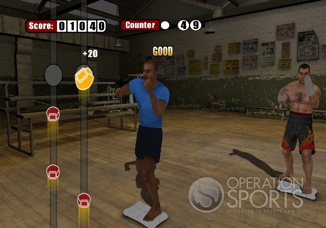 Don King Boxing Screenshot #4 for Wii