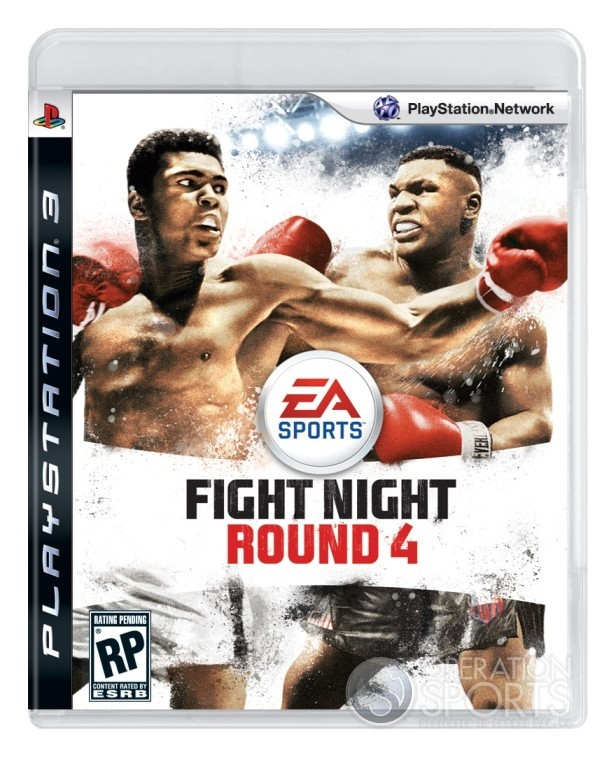 Fight Night Round 4 Screenshot #1 for PS3