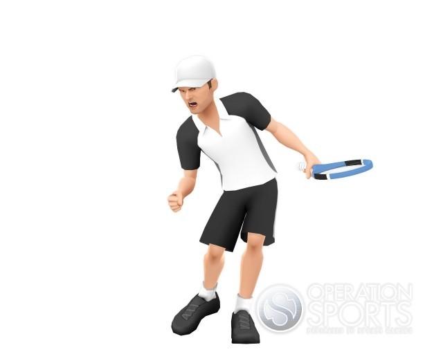 Grand Slam Tennis Screenshot #18 for Wii