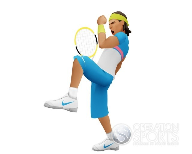 Grand Slam Tennis Screenshot #20 for Wii