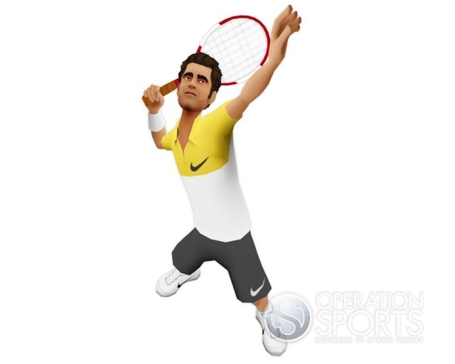 Grand Slam Tennis Screenshot #22 for Wii