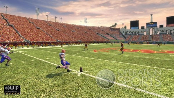 NCAA Football 10 Screenshot #13 for Xbox 360