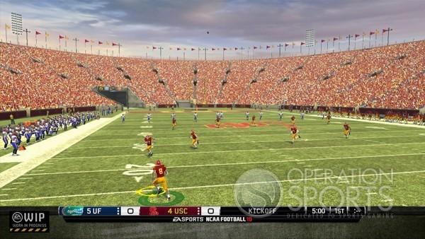 NCAA Football 10 Screenshot #14 for Xbox 360