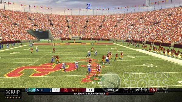 NCAA Football 10 Screenshot #16 for Xbox 360