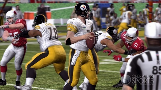 Madden NFL 10 Screenshot #1 for Xbox 360