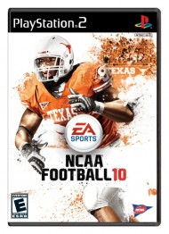 NCAA Football 10 screenshot #1 for PS2 - Click to view