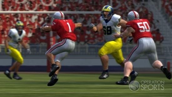 NCAA Football 10 Screenshot #46 for Xbox 360