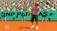 Grand Slam Tennis screenshot #40 for Wii - Click to view