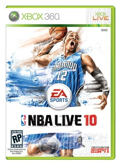 NBA Live 10 Screenshot #1 for Xbox 360