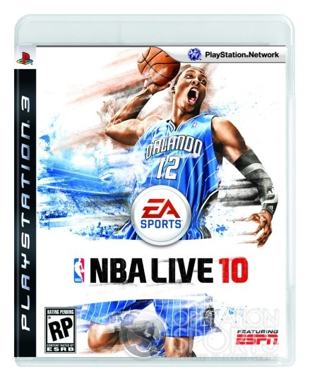 NBA Live 10 Screenshot #1 for PS3