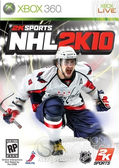 NHL 2K10 Screenshot #1 for Xbox 360