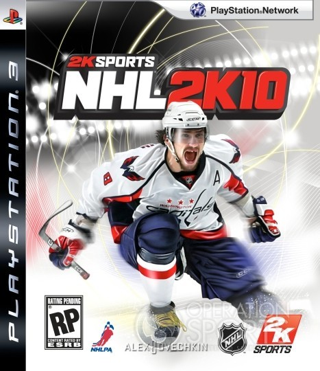 NHL 2K10 Screenshot #1 for PS3