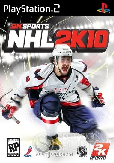 NHL 2K10 Screenshot #1 for PS2