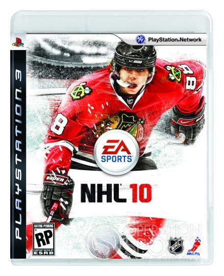 NHL 10 Screenshot #1 for PS3