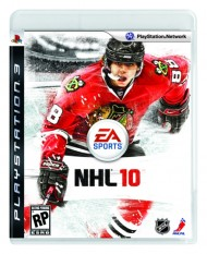 NHL 10 screenshot #1 for PS3 - Click to view