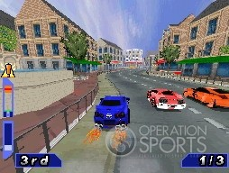 Need for Speed Nitro Screenshot #2 for NDS