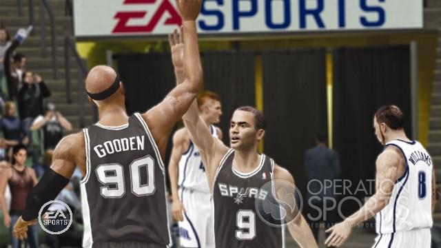 NBA Live 10 Screenshot #6 for Xbox 360