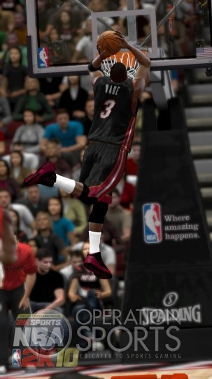 NBA 2K10 Screenshot #15 for Xbox 360