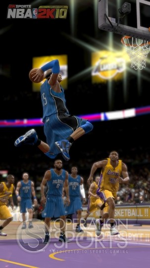 NBA 2K10 Screenshot #24 for Xbox 360