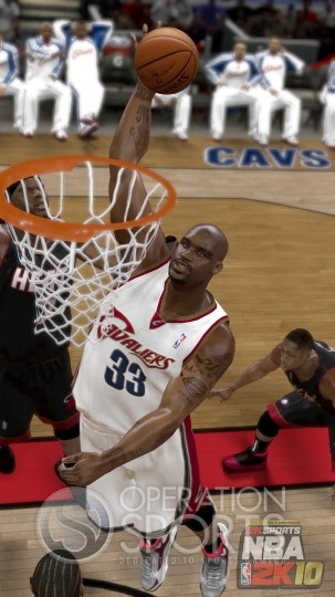 NBA 2K10 Screenshot #25 for Xbox 360