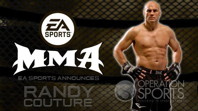 EA Sports MMA Screenshot #2 for Xbox 360